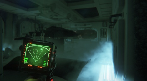 GC: Alien: Isolation trailer and screens