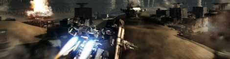 GC: Armored Core V new trailer