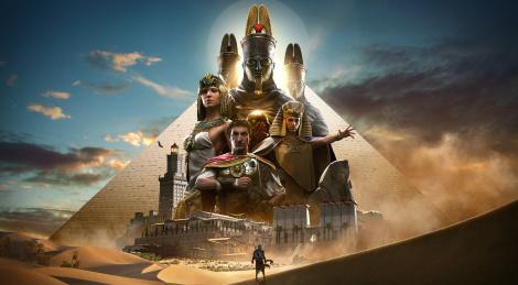 GC: Assassin's Creed Origins screens