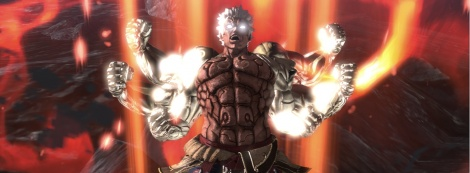 GC: Asura's Wrath gets new trailers