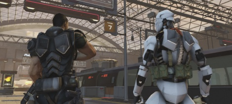 GC: Binary Domain gets new screens
