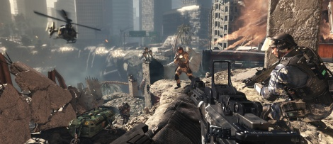 GC: Call of Duty Ghosts screens