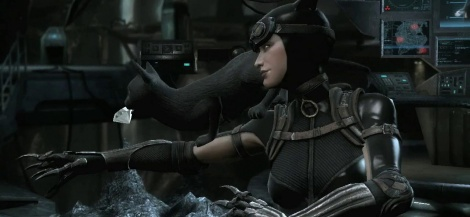 GC: Catwoman joins Injustice cast