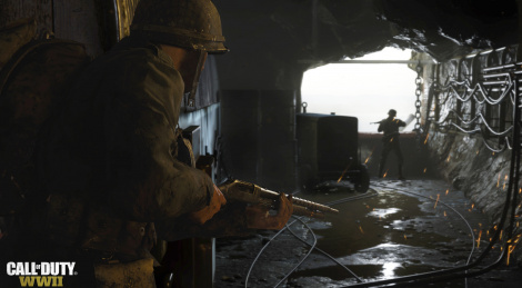 GC: COD WWII reveals MP's social hub