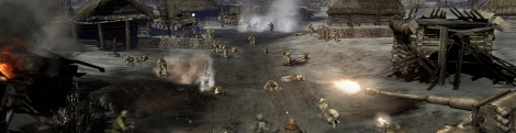 GC: Company of Heroes 2 screens