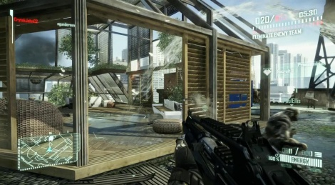 GC: Crysis 2 gets a multiplayer trailer