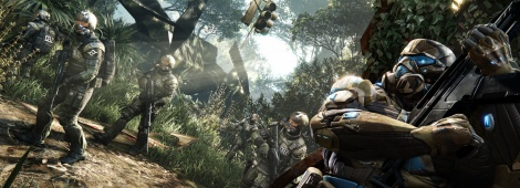 GC: Crysis 3's multiplayer