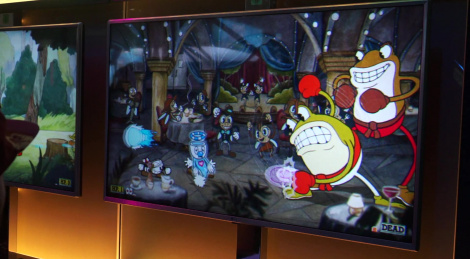 GC: Cuphead gameplay