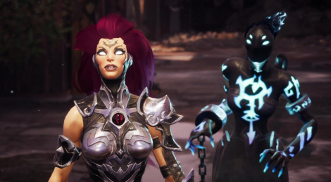 GC: Darksiders III direct feed videos