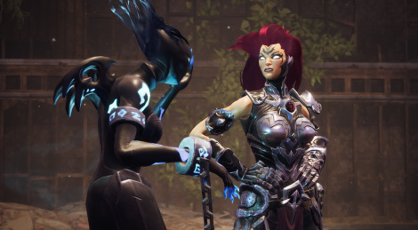GC: Darksiders III trailer and screens