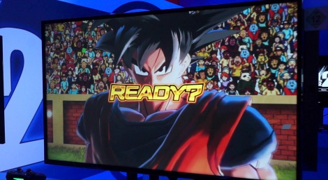 GC: DB Xenoverse 2 gameplay
