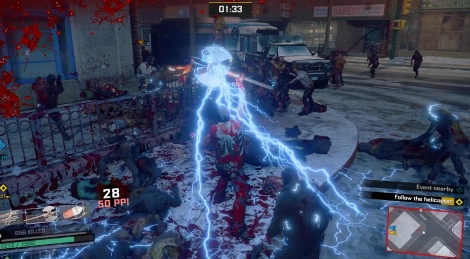 GC: Dead Rising 4 direct feed videos