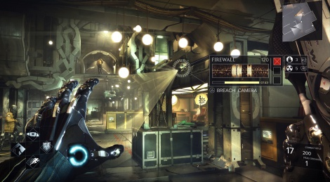 GC: Deus Ex: Mankind Divided screens