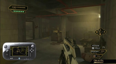 GC: Deus Ex Walkthrough Gameplay