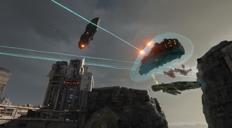 GC: Dreadnought new trailer, screens