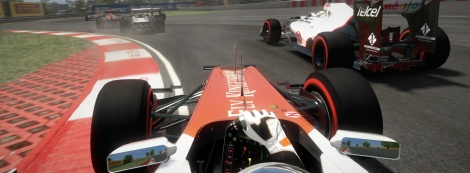 GC: F1 2012 new screens