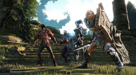 GC: Fable Legends revealed