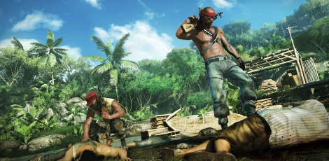 GC: Far Cry 3 new screens
