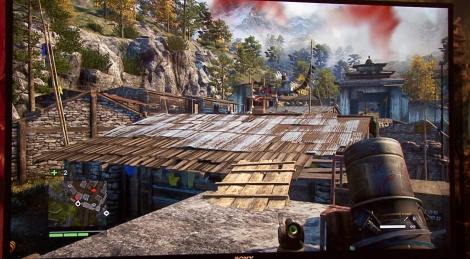 GC: Far Cry 4 gameplay