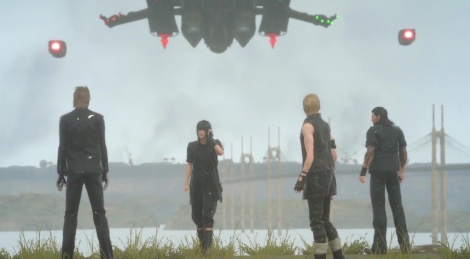 GC: FFXV 50 minutes gameplay video