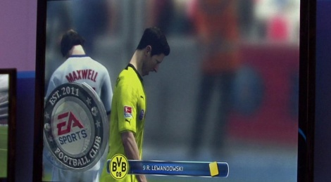GC: Fifa 14 gameplay