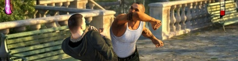 GC : Fighters Uncaged for Kinect