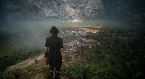 GC:  Final Fantasy XV Malboro trailer