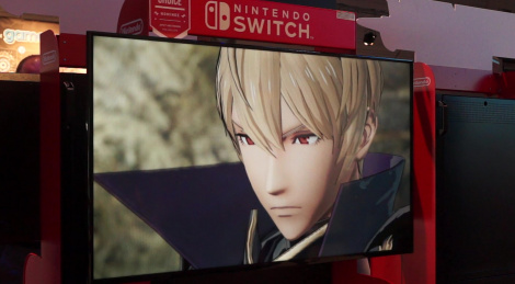 GC: Fire Emblem Warriors on Switch