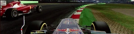 GC: Formula 2011 gameplay