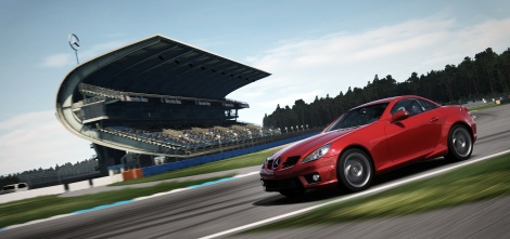 GC: Forza 4 Hockenheim making-of