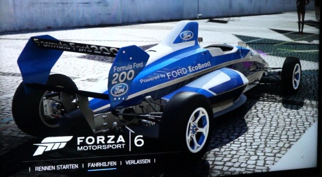 GC: Forza 6 gameplay
