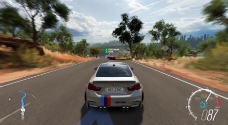 GC: Forza Horizon 3 direct feed videos