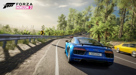 GC: Forza Horizon 3 gets new screens