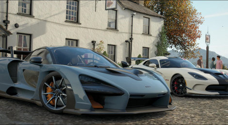 GC: Gameplay de Forza Horizon 4