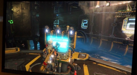 GC: Gameplay de ReCore