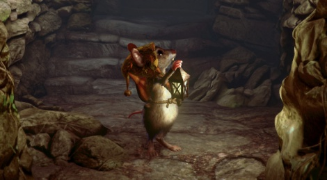 GC: Ghost of a Tale trailer