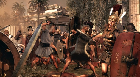 GC: Images of Total War: Rome II