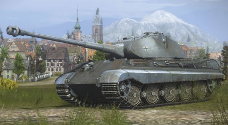 GC: Images of World of Tanks
