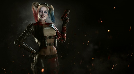 GC: Injustice 2 welcomes Harley Quinn