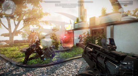 GC: Killzone Shadow Fall new screens
