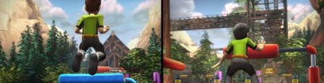 GC: Kinect Adventures in details