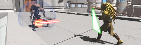 GC: Kinect Star Wars New Screens