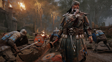 GC: Le mode Arcade de For Honor se montre