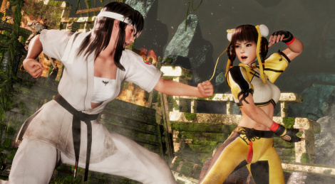 GC: Leifang & Hitomi join Dead or Alive 6
