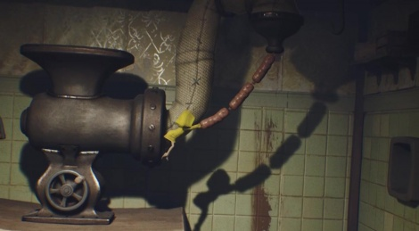 GC: Little Nightmares Direct Feed