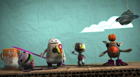 GC: 	LittleBigPlanet 3 Trailer