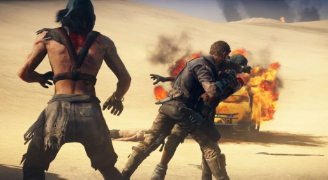 GC: Mad Max Stronghold Trailer