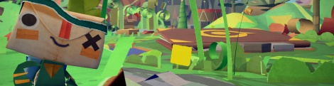 GC: Media Molecule unveils Tearaway