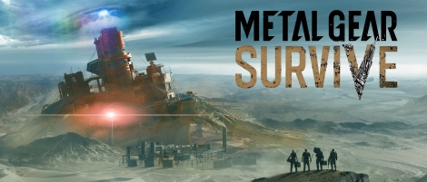 GC: Metal Gear Survive announced