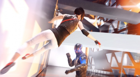 GC: Mirror's Edge images